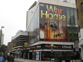 War Horse at The National Theatre Summer 2014 by ChristianPrime1-Bot