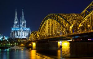 Cologne cathedral by Robsonbillponte666