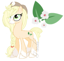 Official Debut: Honey Blossom by iPandacakes