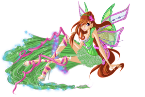 Scarlette Harmonix by werunchick