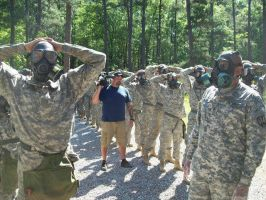 Before the Gas Chamber-Basic Training by The-Lovestruck-Fox