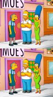 Marge, The great wife 2 by Linkartoon