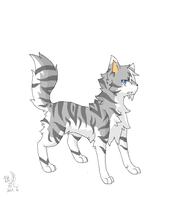 ivypool by Silver-Feather-Heart