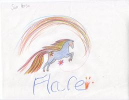 Flare by lost-in-cyber-space