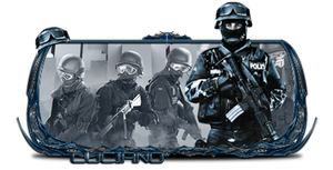 SWAT Sign by Luciano246BR