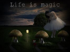 Life is Magic by Ola55