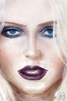 Taylor Momsen The pretty reckles by JuliaBullet
