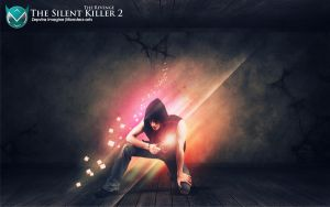 The SIlent Killer by monsterz-arts