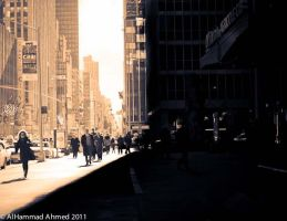 sun attack 5th av by abo3ziz