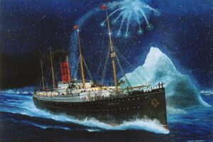 Rushing to save the Titanic by 121199