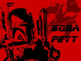 Boba Fett Wallpaper v.2 by DrDyson