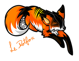Dotfox by Roguelucifer