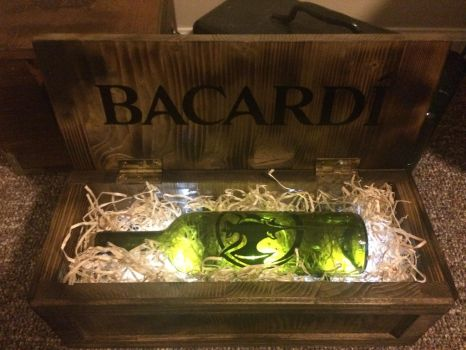 Bacardi box by MasonDX
