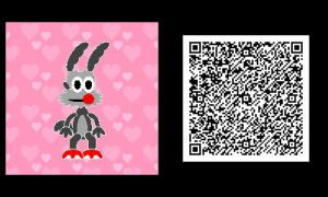 Freakyforms: Calamity Coyote QR Code by nintendolover2010
