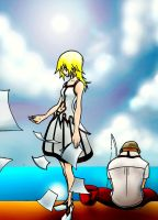 Namine By the Sea Finnished by YsCordelon