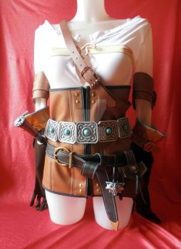 Ciri Cosplay by LadyCerbero
