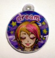Dream pendant by rose-star