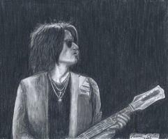 Joe Perry III by LatinPrincess17