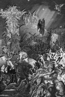 Gustave Dore Complilation by JoshDixArt