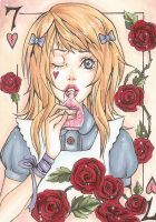 alice in wonderland by ducca