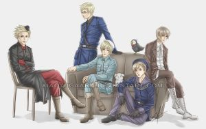 APH_Nordic 5 by xiaoyugaara