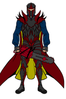 Possible Overlord design by MercyInk87
