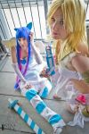 We are angels ~Panty and Stocking~ by NekoHibaPC