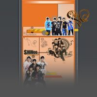 SHINee YT FREE background by demeters