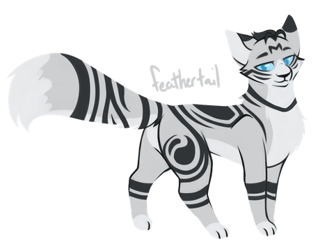 [100 WARRIOR CATS CHALLENGE] #19 - Feathertail by toboe5tails