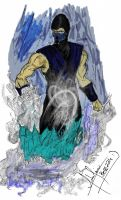 Request: Sub Zero by divadonna224