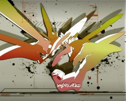 techGRAFFITI v02 by ManipulatedRealmz