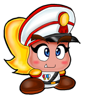 the general goomba by marshie-chan