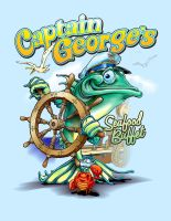 Fish Captain by obxrussell