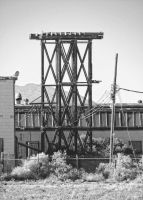 Old Airport Tower by whendt