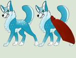 {CLOSED WINTER SPECIAL} Jack Frost {RARE} by RedFeatherFlame