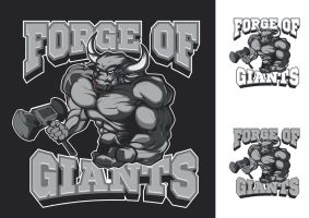 Forge of Giants by dorarpol