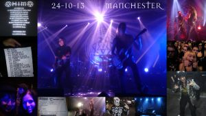 HIM - Manchester - 24.10.13 by Harvy355