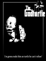 The Godturtle Part I by PixieDivision