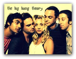 Big Bang Theory by xx-LoveStory-xx
