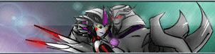 MEGATRON-AND-SKYDUST GIF Button by Lady-Elita-1