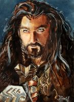 THORIN  THE HOBBIT by Kinovich