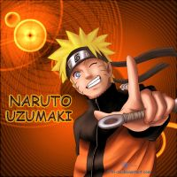 Wallpaper Naruto Uzumaki by tri-za