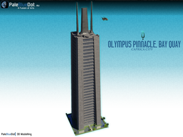 Caprica City: Olympus Pinnacle by SixU