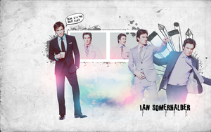 Ian Somerhalder by who-else
