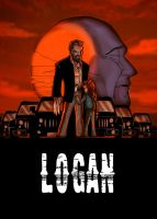 Logan tribute by Coiledserpent