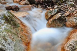 Small waterfall by yoman3d