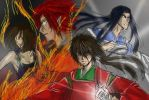 Shounen Onmyouji by Inui-Purrl