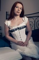 Victorian chemise by sombrefeline