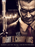 WWE Night of Champions 2009 by Rzr316
