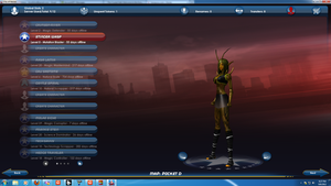 Stinger Wasp - City of Heroes by Thrythlind